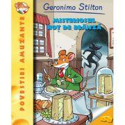 Misteriosul hot de branza - Geronimo Stilton