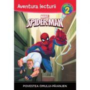 Spider-Man. Povestea Omului-Paianjen - Marvel - Thomas Macri