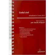 Codul civil adnotat (actualizat la 1 iunie 2017)