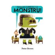 Domnisoara invatatoare e un monstru - Peter Brown