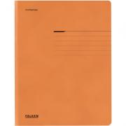 Dosar plic Lux Falken, carton, 320 g/mp, portocaliu (FA09406)