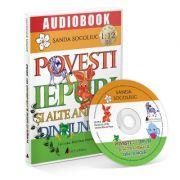 Povesti cu iepuri si alte animale din jungla (Audiobook) - Sanda Socoliuc