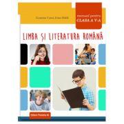 Limba si literatura romana Manual pentru clasa a V-a ( Geanina Cotoi )