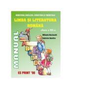Limba si literatura romana - Manual pentru clasa a III-a - Mihaela Bucinschi, Gabriela Dumitru