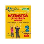 Matematica si explorarea mediului. Competente si performanta. Clasa a II-a - Florian Berechet, Daniela Berechet, Lidia Costache, Jeana Tita