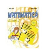 Matematica. Clasa I. Diferentierea activitatii. Evaluare - Elena Nica