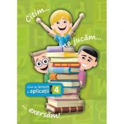 Caiet de lectura si aplicatii pentru clasa a IV-a