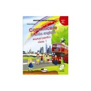 Comunicare in limba engleza. Manual pentru clasa I, partea a II-a (contine editie digitala)