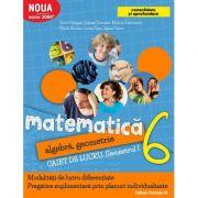 Matematica 2000+ CONSOLIDARE- Alegebra si geometrie caiet de lucru pentru clasa a VI-a. Semestrul I ( 2017-2018 )
