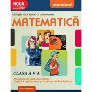 Matematica clasa a V-a STANDARD ( modalitati de lucru diferentiate )
