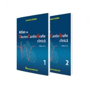 Atlas de electrocardiografie clinica ( E. K. G ) - Editia a V-a