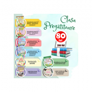 PACHET SPECIAL - CLASA PREGATITOARE SEMESTRELE I SI II