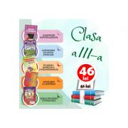 PACHET SPECIAL CLASA A III-A - LIMBA ROMANA