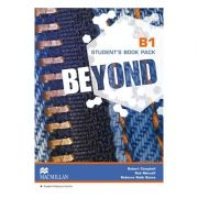 Beyond Level B1 Student's Book Pack