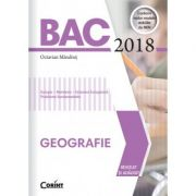 Bacalaureat 2018 - Geografie