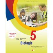 Biologie. Manual pentru clasa a V-a