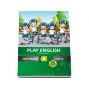 Curs de limba engleza Play English - English for beginners Level 4
