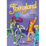 Curs limba engleza Fairyland 5 Manualul elevului