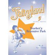 Curs limba engleza Fairyland 5 Material aditional pentru profesor