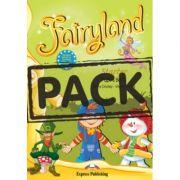 Curs limba engleza Fairyland Starter Pachetul Elevului (manual + audio CD )
