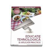 Educatie tehnologica si aplicatii practice, ghidul profesorului pentru clasa a V-a
