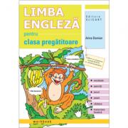 Limba engleza caiet pentru clasa pregatitoare - Editia a II-a (Arina Damian)