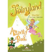 Fairyland Starter Activity Book. Caietul elevului - Virginia Evans