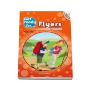 Get Ready for... Flyers Students Book and MultiROM with access to free practice test - Petrina Cliff