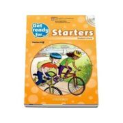 Get Ready for... Starters. Students Book and MultiROM with access to free practice test - Petrina Cliff