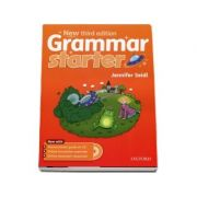 Grammar, Starter Student s Book and Audio CD Pack - Editia a III - a