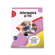 Informatica si TIC - Caiet de activitati pentru clasa a V-a