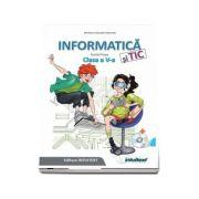 Informatica si TIC, manual pentru clasa a V-a (Contine editia digitala) - Daniel Popa