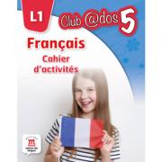 Limba moderna 1. Limba franceza, Auxiliar pentru clasa a-V-a