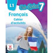 Limba moderna 1. Limba franceza, Auxiliar pentru clasa a-VII-a