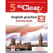 Limba moderna 2. Limba engleza, Auxiliar pentru clasa a-V-a