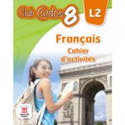 Limba moderna 2. Limba franceza, Auxiliar pentru clasa a-VIII-a