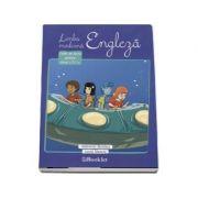 Limba moderna Engleza, caiet de lucru pentru clasa a IV-a