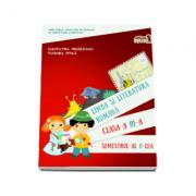 Limba si literatura romana manual pentru clasa a III-a, semestrul 2. Contine si varianta digitala