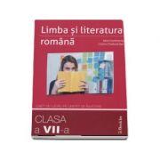 Limba si literatura romana. Caiet de lucru pe unitati de invatare pentru clasa a VII-a
