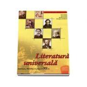 Literatura universala - Manual pentru clasa a XII-a (editie 2017)