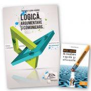 Logica, argumentare si comunicare. Ghid complet pentru bacalaureat 2018 + Mic ghid de invatare rapida oferit gratuit