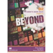 Beyond B2 Student's Book Pack Premium (WEB CODE + Student s resource Centre & Online Workbook)