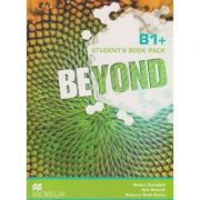 Beyond B1+ Student's Book Pack - MPO CODE