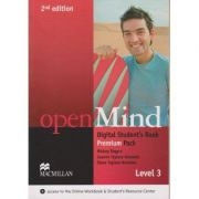 Open Mind Digital Student s Book Level 3 - Acces to Resource Center