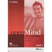 Open Mind Online Workbook Level 3 - Ingrid Wisniewska Editia a II-a