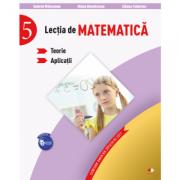 Matematica. Auxiliar pentru clasa a-V-a
