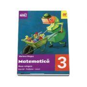 Matematica culegere, pentru clasa a III-a. Noua culegere - Exercitii - Probleme - Jocuri