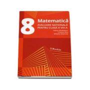 Matematica, evaluare nationala pentru clasa a VIII-a. Exercitii recapitulative. Subiecte de examen si teste