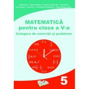 Matematică pentru clasa a V-a - Culegere de exercitii si probleme