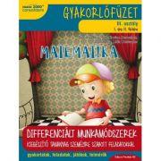 Matematica si explorarea mediului (in limba maghiara). Caiet de lucru. Clasa a III-a